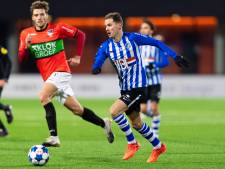 'Sterspeler op papier' terug bij FC Eindhoven voor derby tegen Jong PSV: 'Ik voel me fit, sterk'