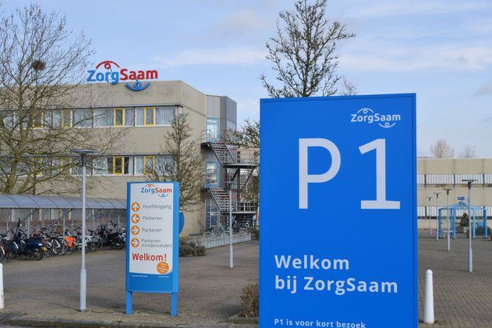 ZorgSaam-ziekenhuis De Honte in Terneuzen.