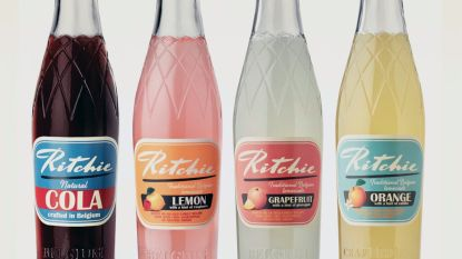 Natuurlijke cola met échte suiker