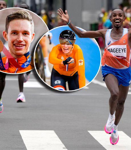 Dit heb je gemist: verrassend marathonzilver Nageeye, brons voor Lavreysen en Wild