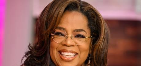 """""""Ma grand-mère me battait avec un fouet"""", les rares confidences de l'animatrice Oprah Winfrey"""
