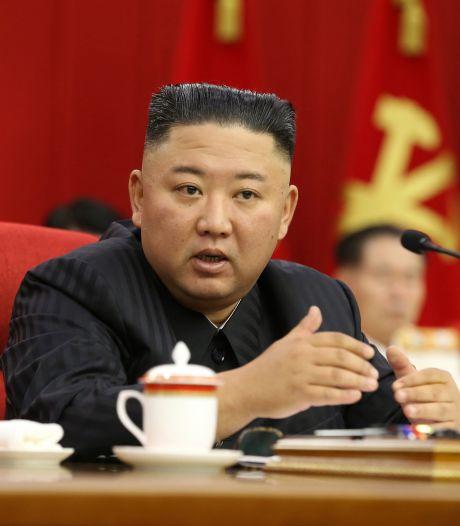 """La Corée du Nord doit se préparer """"à la confrontation"""" avec Washington, selon Kim"""