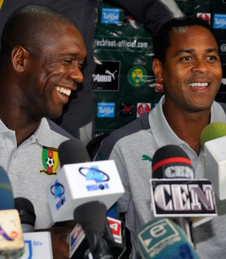 Seedorf en Kluivert leiden Kameroen naar Afrika Cup
