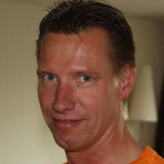 Kinderboekenschrijver Gerard van Gemert.