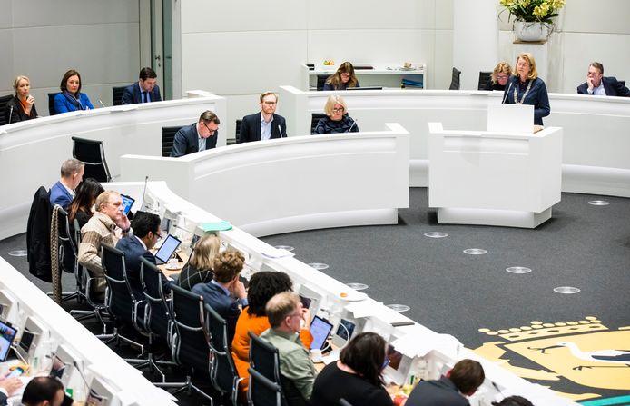 Vergadering van de gemeenteraad, foto ter illustratie.