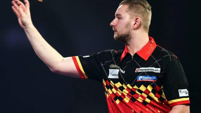 Eerste negen speelrondes Premier League darts zonder fans in Milton Keynes