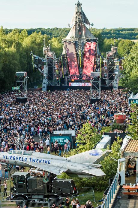 Vleermuizen hadden geen last van hardcoremuziek in Enschede