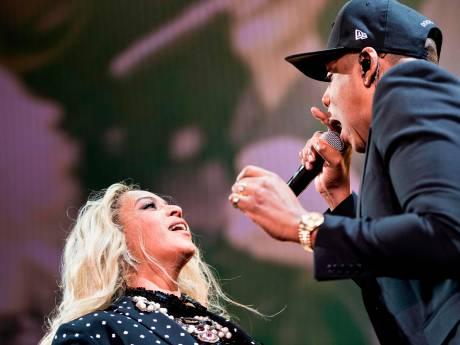 Beyoncé en Jay-Z: alles is liefde