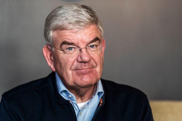 De nog immer ambitieuze burgemeester Van Zanen was toe aan nieuwe uitdaging.