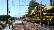 Spoorbypass brengt nachtenlange geluids- en trillingshinder