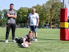 Internationale profspelers moeten rugbytalenten van The Dukes helpen bij hun ontwikkeling
