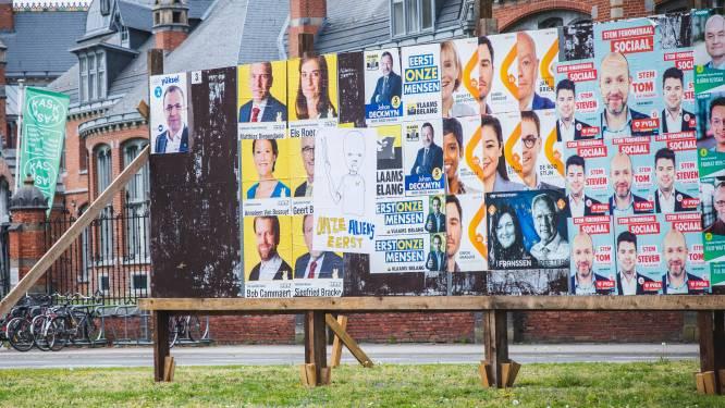 Aartselaar bant aanplakborden met verkiezingsaffiches uit straatbeeld