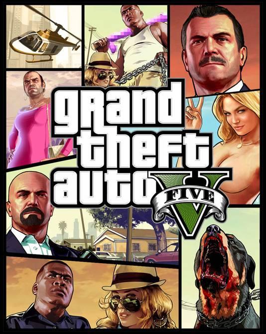 Het spel Grand Theft Auto (GTA)