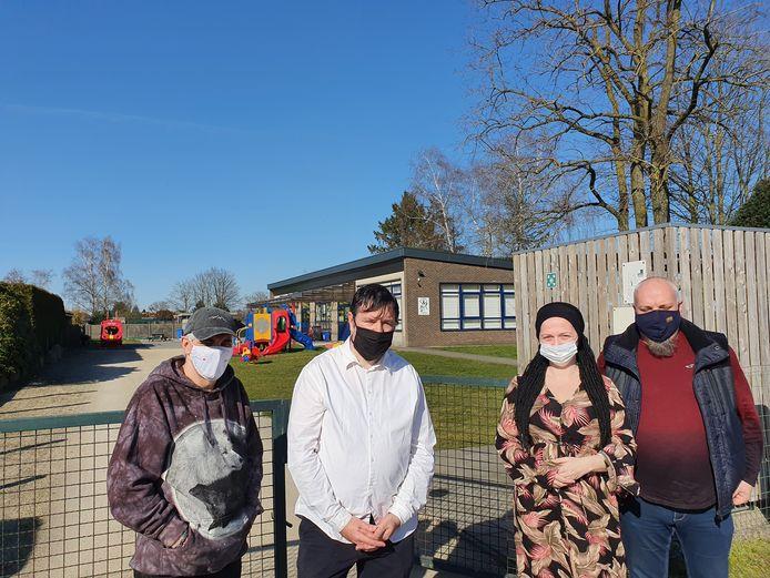 Enkele inwoners van Sint-Jozef zijn gestart met 'Actiecomité Pijplijn' om zo hun stem te laten horen tegen de eventuele komst van de pijpleiding tussen de Antwerpse Haven en het Ruhrgebied.
