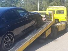 Man wordt zes keer gepakt zonder geldig rijbewijs: politie neemt auto in beslag in Enschede