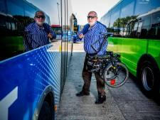 Jaco (73) uren in cel na ruzie met buschauffeur: 'Hitlergroet? Ik beeldde alleen snor uit'