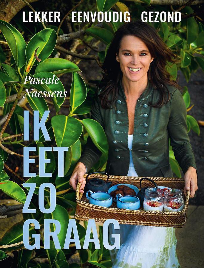 Boek - Cover - Ik Eet Zo Graag - Pascale Naessens