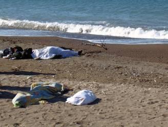 Vier vluchtelingen sterven voor Lesbos, staking ferry's verergert situatie