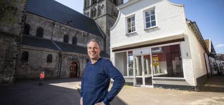 Een van de oudste huizen in Oldenzaal wisselt van eigenaar: 'Ik heb grote plannen'