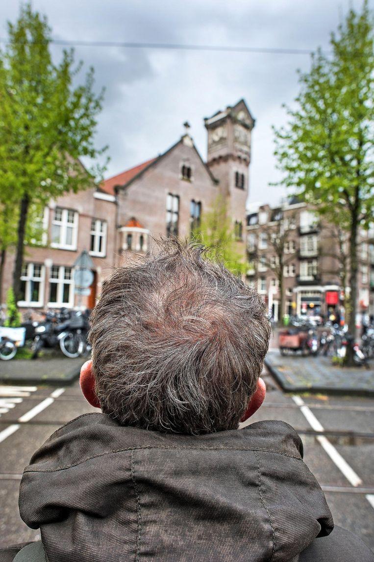 Alan. Beeld Guus Dubbelman/de Volkskrant