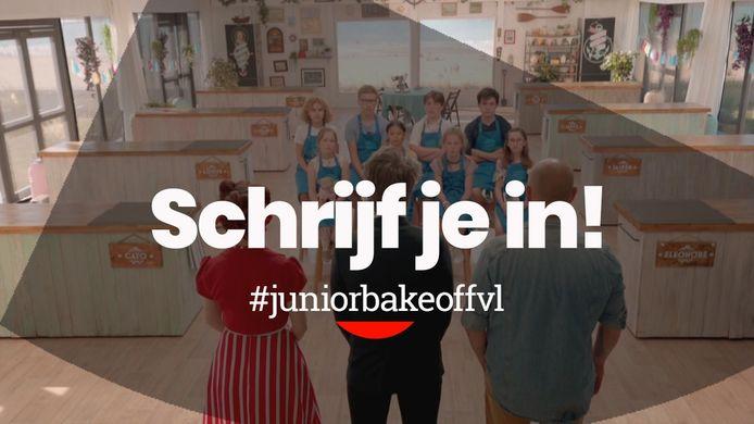 Junior Bake Off Vlaanderen