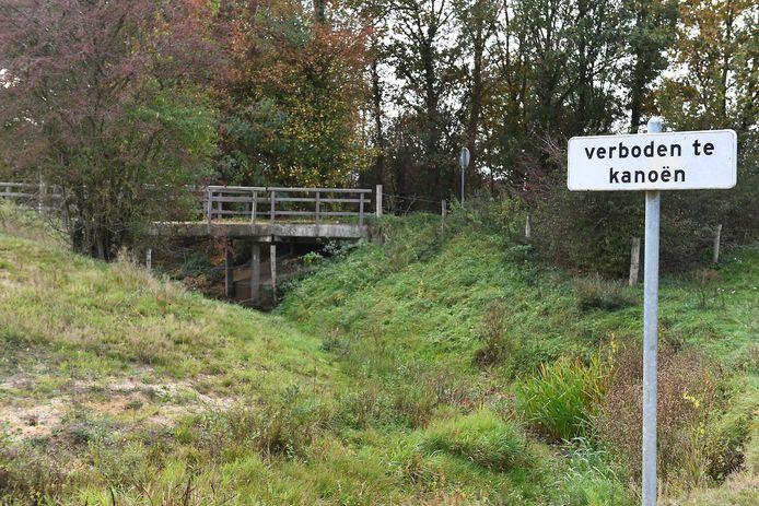 De Oeffeltse Raam stond vorig jaar, toen Nederland een kurkdroog jaar beleefde, lang droog.
