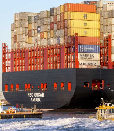 Groeiende zorgen over steeds grotere schepen