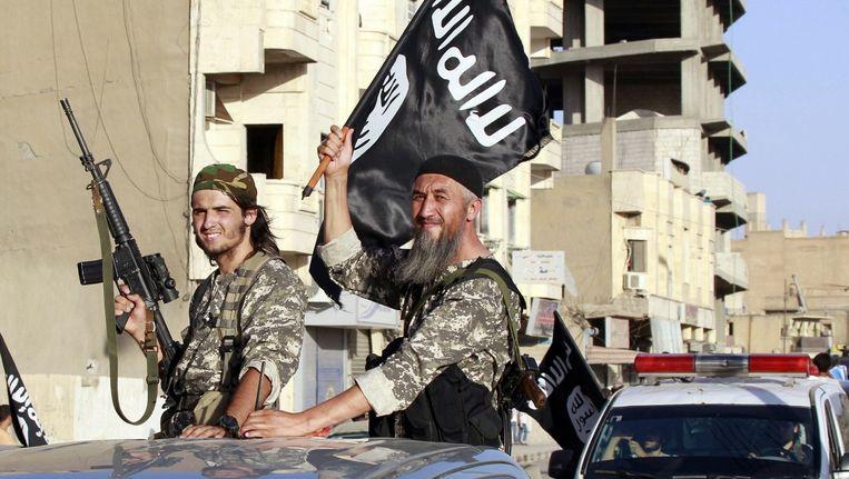 Stijders van Islamitische Staat.