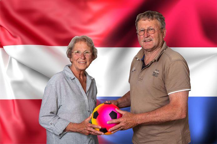 Nederland-Oostenrijk is in Blokzijl ook de strijd tussen Steven en Brigitte de Jonge.