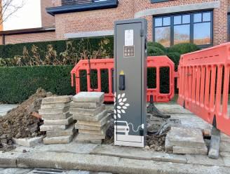 Drie nieuwe laadpalen voor elektrische wagens in Schilde
