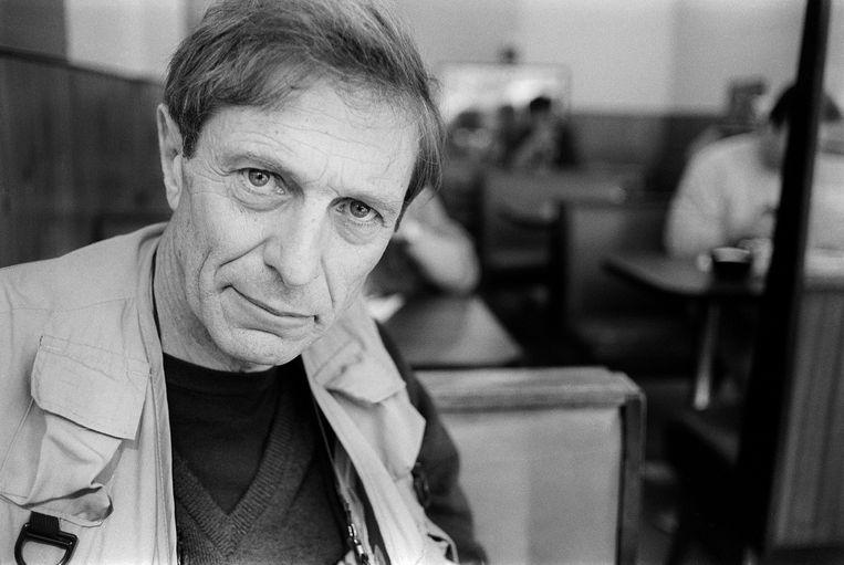 David Goldblatt in1986. Beeld Hollandse Hoogte / Gerlo Beernink Fotografie