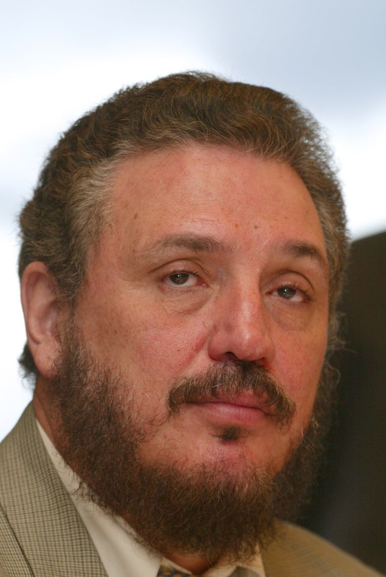 Fidel Castro Díaz-Balart. Beeld Photo News