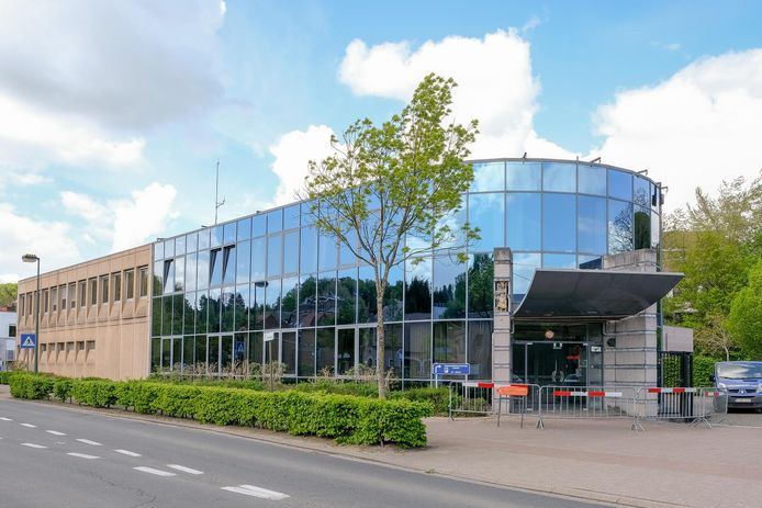(Archiefbeeld) Het POM-gebouw langs de J.B. Charlierlaan.