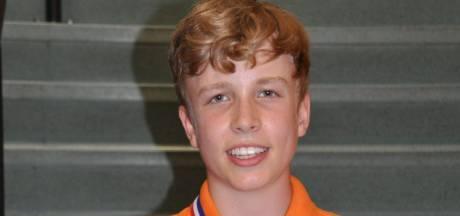 Ruben (14) vertegenwoordigt Nederland op internationale wetenschapswedstrijd: 'Ik vind het supergaaf'
