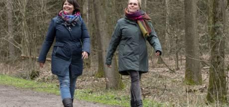 Enschedese wandelcoach Philia Spijker zet de natuur in om mensen met loopbaanproblemen te helpen