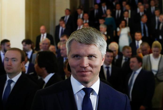 Pavel Kolobkov.
