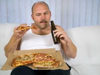 Domino-effect: hoe minder je beweegt, hoe meer je eet