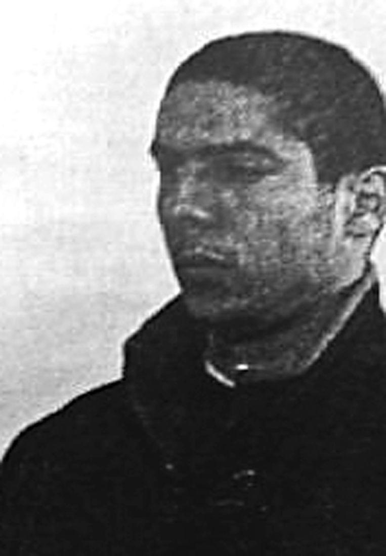 Mehdi Nemmouche. Beeld belga