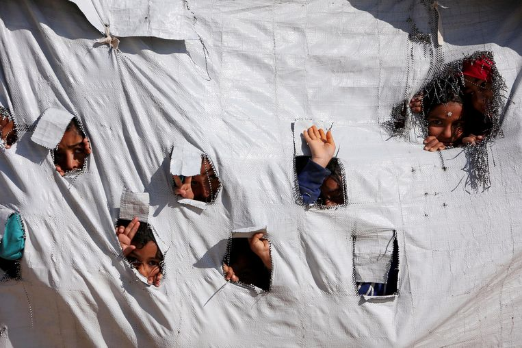 null Beeld Ali Hashisho / REUTERS