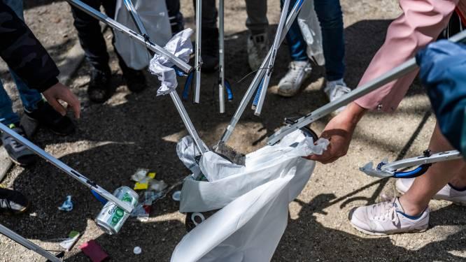 Bijna World Cleanup Day: vrijwilligers gezocht om mee zwerfvuil op te ruimen