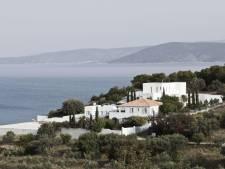 Ophef om Griekse privéhaven koningspaar