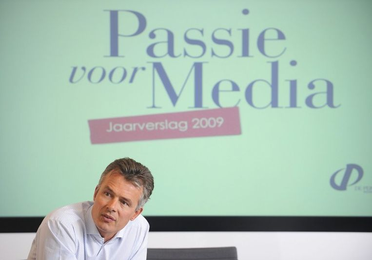 CEO Christian Van Thillo Beeld UNKNOWN