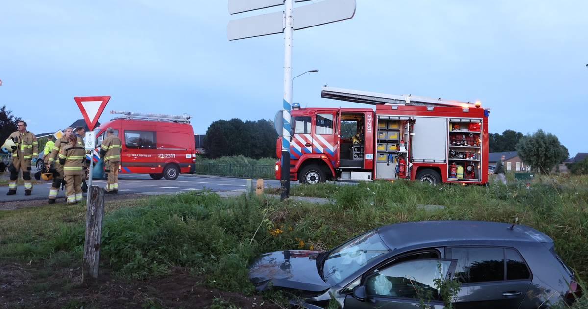 Twee gewonden bij ongeluk in Teeffelen.