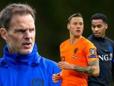 De Boer kiest voor Weghorst en Timber: dit is de volledige Oranje-selectie voor het EK