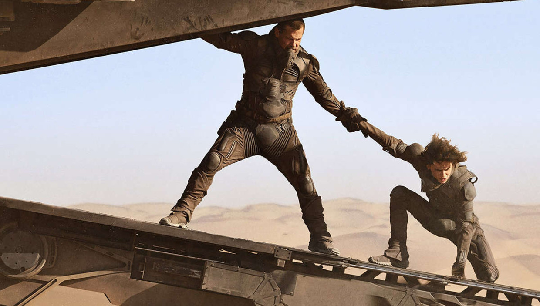 Dune Beeld Courtesy of Warner Bros Pictures