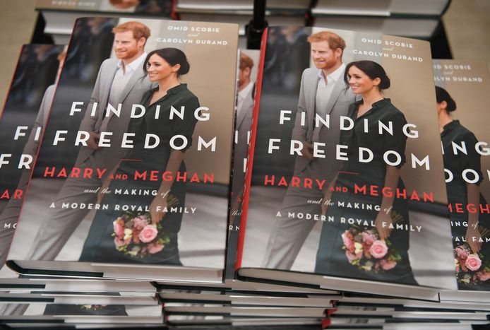 'Finding Freedom:Harry and Meghan and the Making of a Modern family' door Omid Scobie en Carolyn Durand