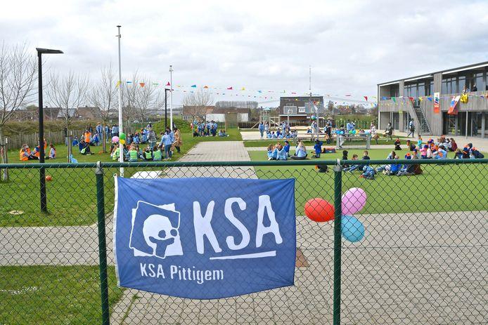 KSA Pittegem bestaat 20 jaar.