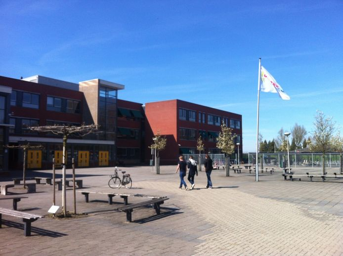 De Gomarus-scholengemeenschap in Gorinchem.