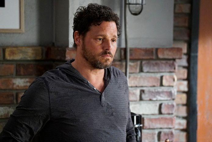 "Justin Chambers alias Alex Karev dans ""Grey's Anatomy""."