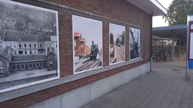 Fototentoonstelling en gegidste wandeling naar aanleiding van 150 jaar spoorlijn over Scheldebrug